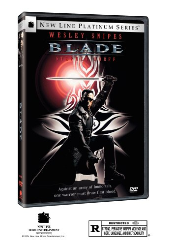 Blade (1998) System.Collections.Generic.List`1[System.String] artwork