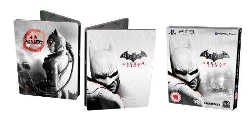 Batman: Arkham City - Catwoman - Steel Book Edition (PS3) PlayStation 3 artwork