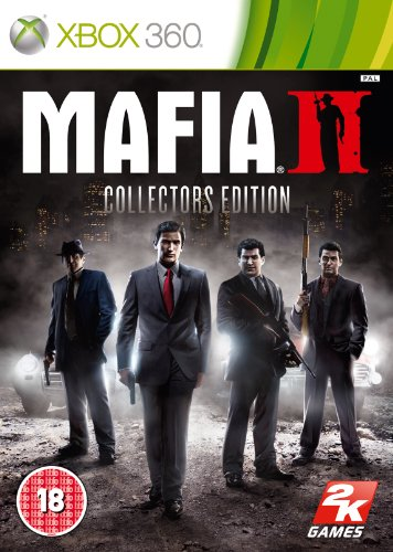 Mafia II Collector's Edition (Xbox 360) Xbox 360 artwork