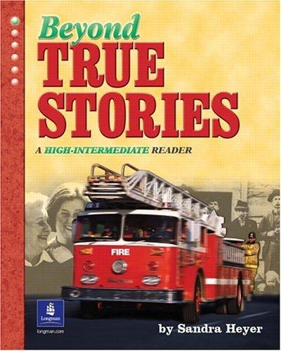 Beyond True Stories A High-Intermediate Reader  2003 edition cover