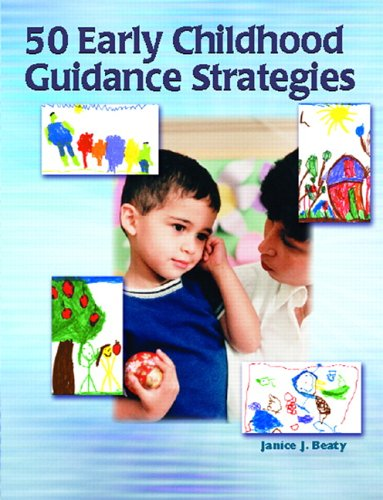50 Early Childhood Guidance Strategies   2006 edition cover
