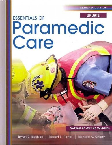 Essentials of Paramedic Care Update and Student Workbook Package:  2010 9780132109147 Front Cover