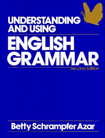 Understanding and Using English Grammar 2nd (Student Manual, Study Guide, etc.) edition cover