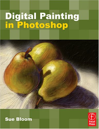 Digital Painting in Photoshop   2009 edition cover