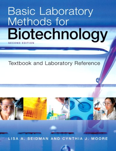 Basic Laboratory Methods for Biotechnology  2nd 2009 edition cover