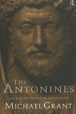 Antonines The Roman Empire in Transition  1996 edition cover