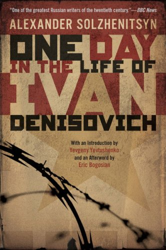 One Day in the Life of Ivan Denisovich  N/A 9780451228147 Front Cover