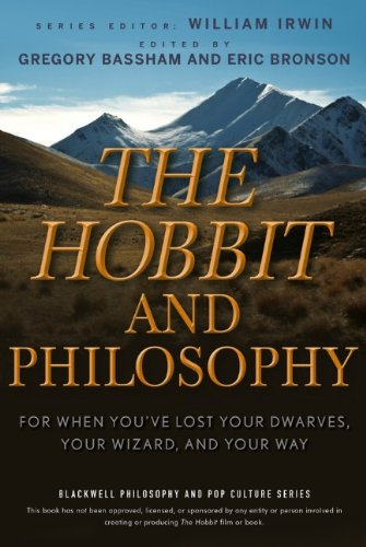 Hobbit and Philosophy For When You've Lost Your Dwarves, Your Wizard, and Your Way  2012 edition cover