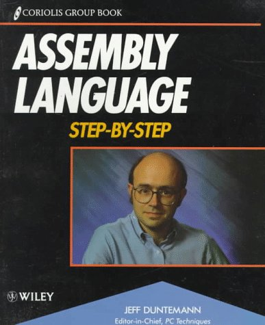Assembly Language Step-by-Step  1992 edition cover