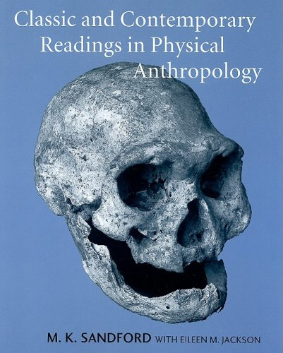 Classic and Contemporary Readings in Physical Anthropology   2009 edition cover