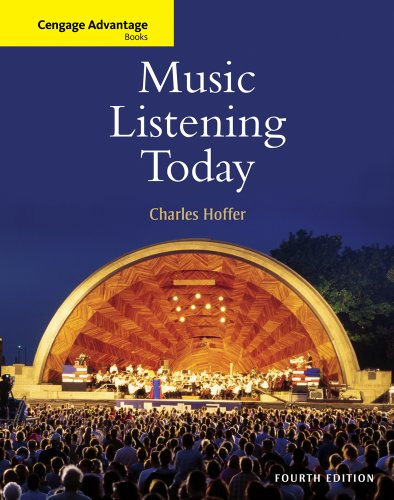 Music Listening Today  4th 2012 edition cover