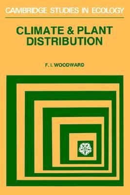 Climate and Plant Distribution   1987 9780521282147 Front Cover