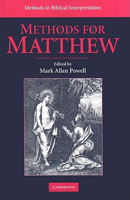 Methods for Matthew   2009 edition cover