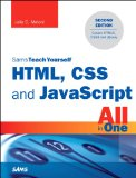 HTML, CSS, and JavaScript  2nd 2015 edition cover