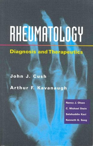 Rheumatology : Diagnosis and Therapeutics 1st 9780683300147 Front Cover