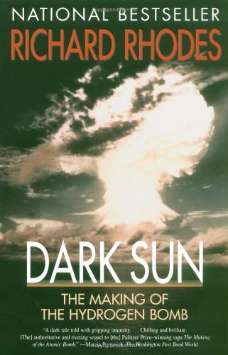Dark Sun The Making of the Hydrogen Bomb  1996 edition cover