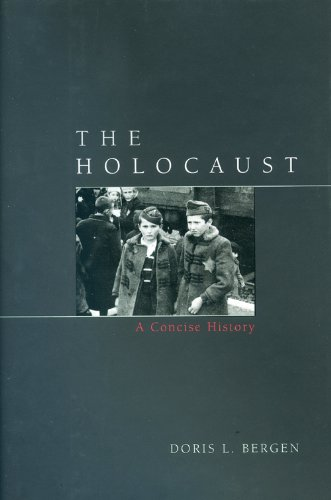Holocaust A Concise History 2nd 2009 edition cover