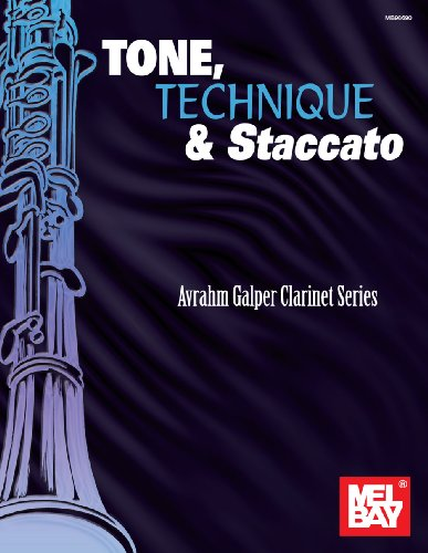 Tone, Technique and Staccato   2001 edition cover