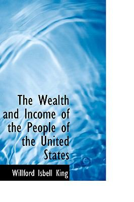 Wealth and Income of the People of the United States  2009 edition cover