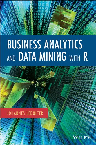 Data Mining and Business Analytics with R   2013 edition cover