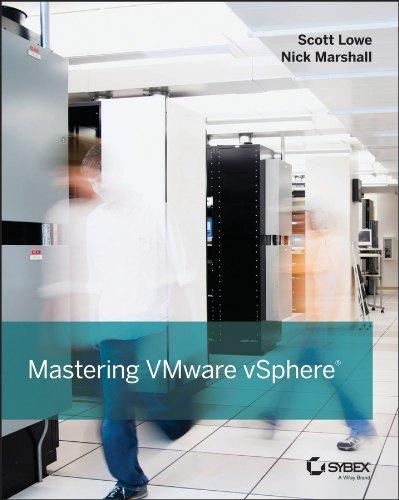 Mastering VMware vSphere 5.5   2014 edition cover