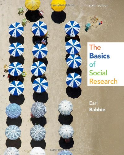 Basics of Social Research  6th 2014 edition cover