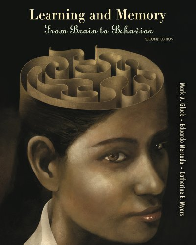 Learning and Memory From Brain to Behavior 2nd 2014 edition cover