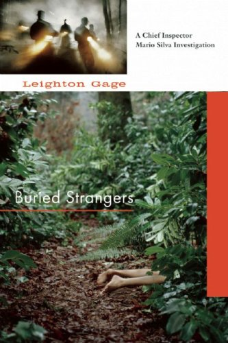 Buried Strangers   2010 9781569476147 Front Cover