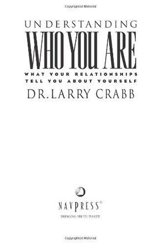 Who We Are and How We Relate  Revised edition cover