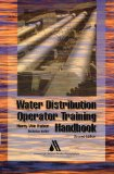Water Distribution Operator Training Handbook  2nd 1999 edition cover