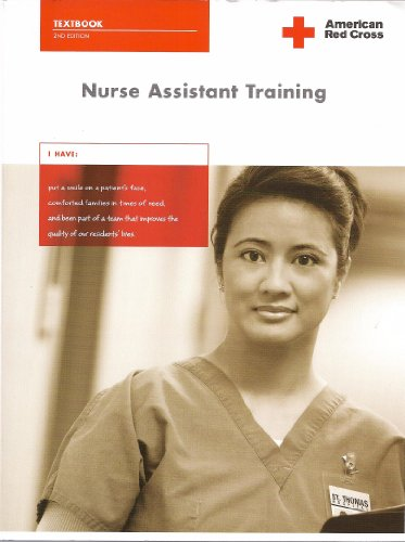 Nurse Assistant Training 2nd 2008 edition cover