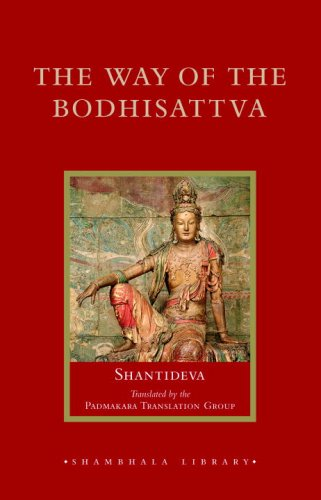Way of the Bodhisattva   2008 edition cover