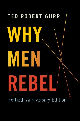 Why Men Rebel Fortieth Anniversary Edition 40th 2011 edition cover