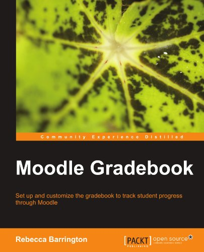 Moodle Gradebook   2012 9781849518147 Front Cover