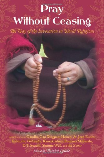 Pray Without Ceasing The Way of the Invocation in World Religions  2006 edition cover