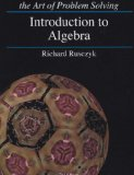Introduction to Algebra 2nd edition cover
