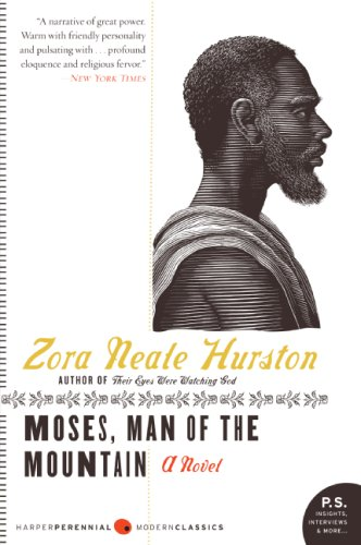 Moses, Man of the Mountain  N/A edition cover