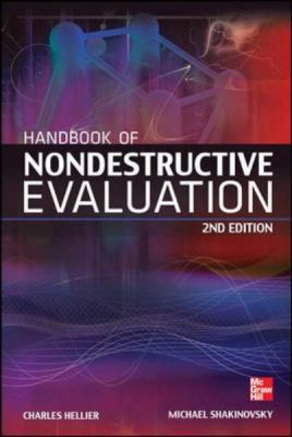 Handbook of Nondestructive Evaluation  2nd 2013 edition cover