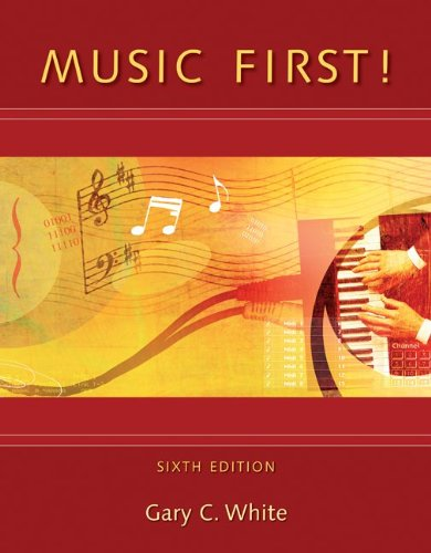 Music First! with Keyboard Foldout  6th 2011 edition cover