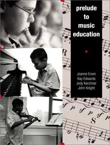Prelude to Music Education   2003 edition cover