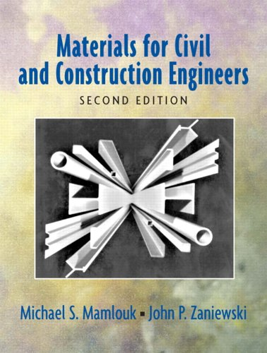 Materials for Civil and Construction Engineers  2nd 2006 (Revised) edition cover