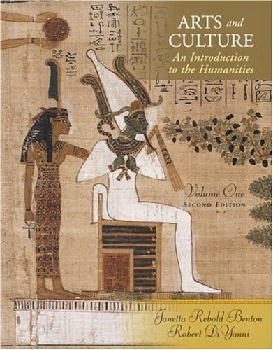 Arts and Culture An Introduction to the Humanities 2nd 2005 edition cover