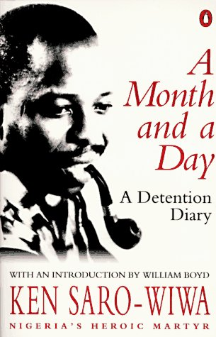 Month and a Day A Detention Diary N/A 9780140259148 Front Cover