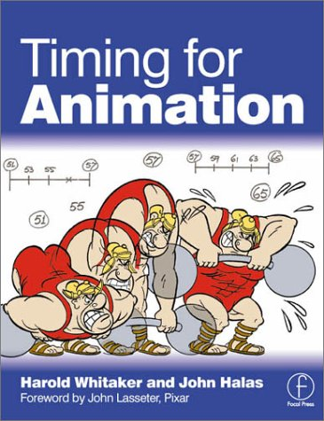Timing for Animation   2002 edition cover