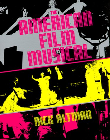 American Film Musical   1989 edition cover