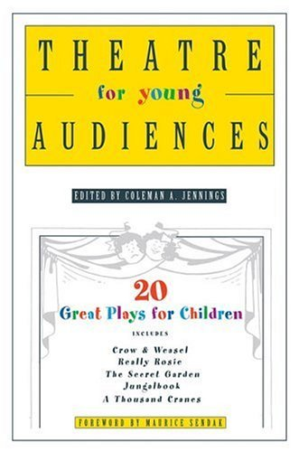 Theatre for Young Audiences 20 Great Plays for Children N/A edition cover