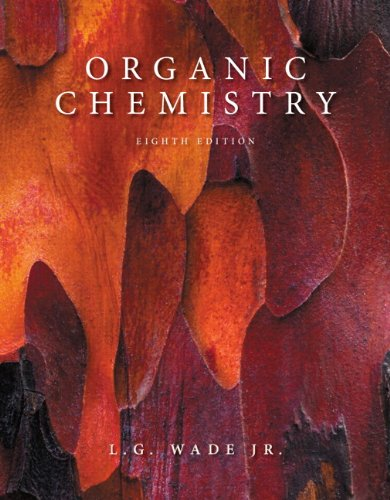 Organic Chemistry  8th 2013 (Revised) edition cover