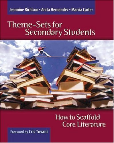 Theme-Sets for Secondary Students How to Scaffold Core Literature  2006 edition cover