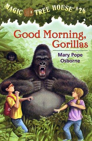 Good Morning, Gorillas   2002 edition cover