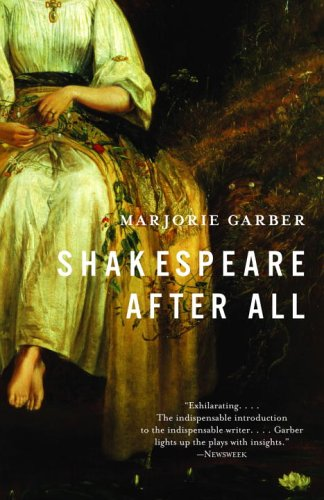 Shakespeare after All  N/A edition cover